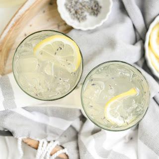Honey Lavender Lemonade.