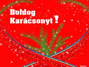 Photo: Képeslap karácsonyra