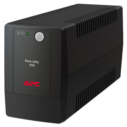 Bộ lưu điện/ UPS APC BX650LI-MS-1