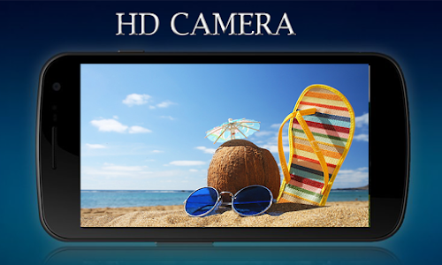HD Camera for Android screenshot 0