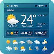 Live Weather Forecast Weather Temperature