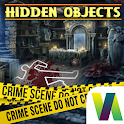 CBI Crime Case : Hidden Objects Game 100 Level icon