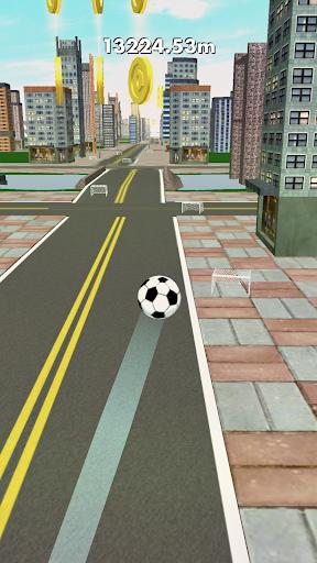 u529fu592bu8db3u7403 Kung Fu Soccer  captures d'u00e9cran 1