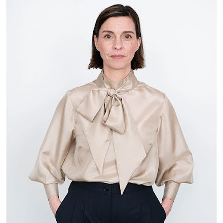 Tie Bow Blouse