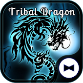 Tribal Dragon +HOME Theme