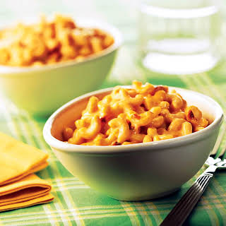 Old Fashioned Baked Macaroni and Cheese.