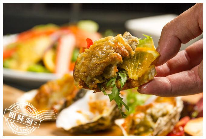 貝隆餐廳-紐澳良烤生蠔