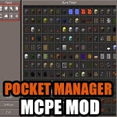 Pocket Manager Mod Minecraft