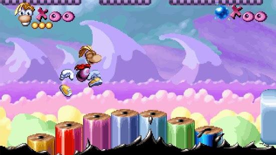 Rayman Classic Screenshot 7