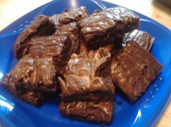 Ez Peanutbutter Brownies