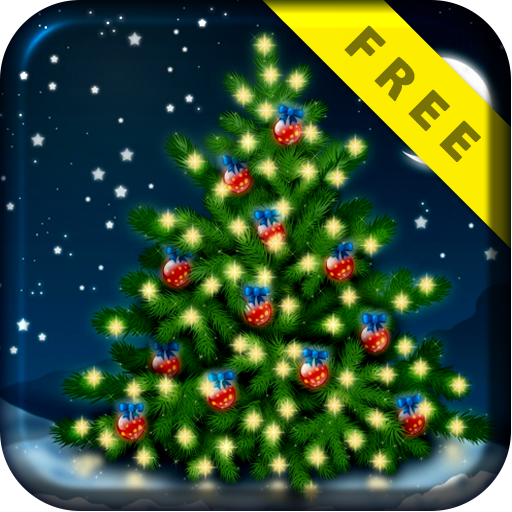 New Year Tree Live Wallpaper