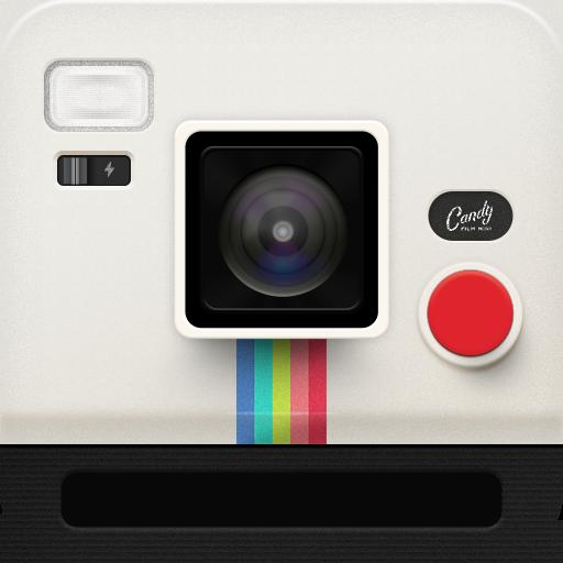 Candy Film Mini - Instant Camera, polaroid