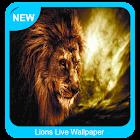 Papel de Parede de Lions icon