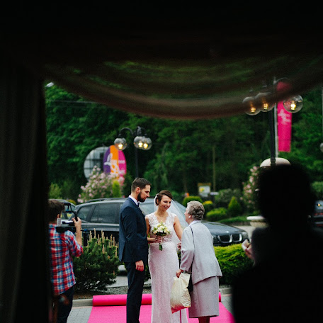 Wedding photographer Bartłomiej Zackiewicz (zackiewicz). Photo of 13.05.2015