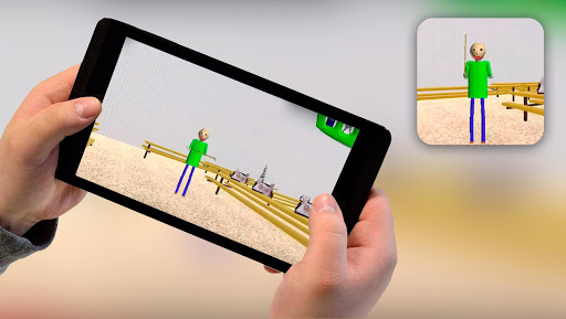 Baldi\'s Basics in Education and Learning Game Giochi (APK) scaricare gratis per Android/PC/Windows screenshot