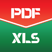 PDF to Excel Converter - Convert PDF to Excel