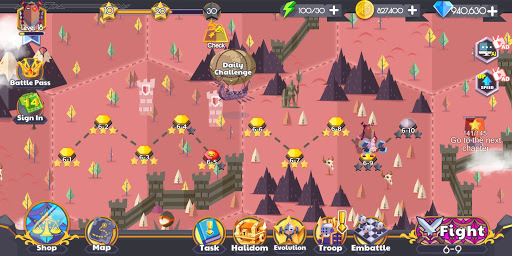 Lords Hooray: Legends of Legion android2mod screenshots 10