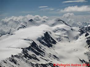 Photo: IMG_8956 Cevedale scendendo dalla normale del Gran Zebru