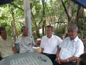 Photo: Dương Há, thầy Quýt, thầy Thọai, thầy Dương