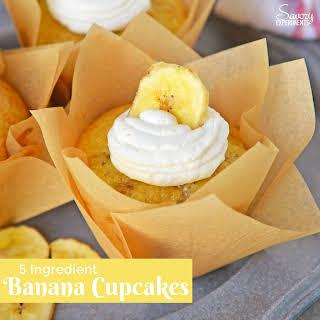 Sugar Free Banana Cupcakes Recipes.