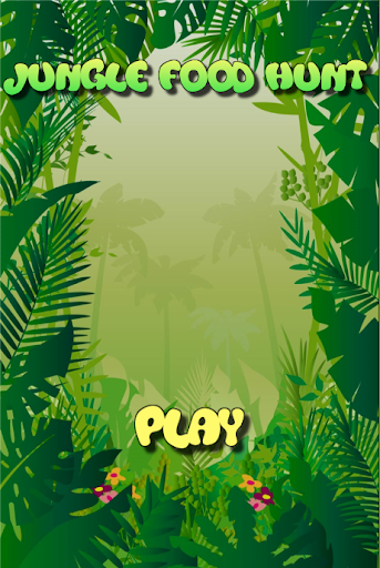 Jungle Food Hunt