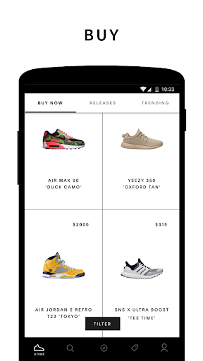GOAT: Buy & Sell Sneakers 1.34.0 screenshots 1