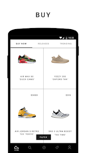 GOAT: Buy & Sell Sneakers 1.38.0 (48000) (Arm64-v8a + Armeabi-v7a + x86 + x86_64)