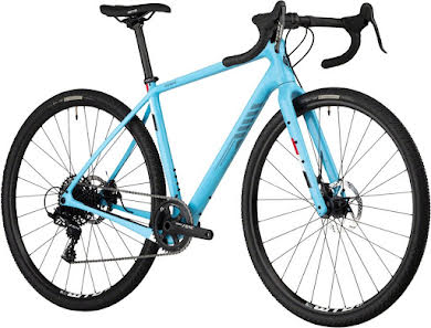 Salsa Warbird Carbon Apex 1 Bike- Light Blue alternate image 0