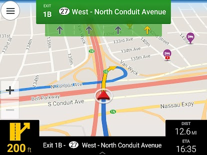 CoPilot GPS - Navigation- screenshot thumbnail