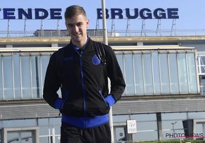 Bjorn Engels évoque un retour en Belgique et l'intérêt d'Anderlecht à son égard