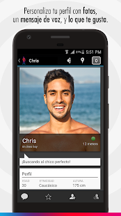GuySpy, citas y video chat gay: miniatura de captura de pantalla