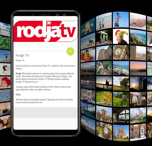 TV Rodja Streaming Live 1.0.0 screenshots 2