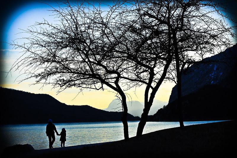 The endless lake di Riccardo Frullini