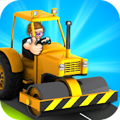 Little Road Builder - City Road Construction Games