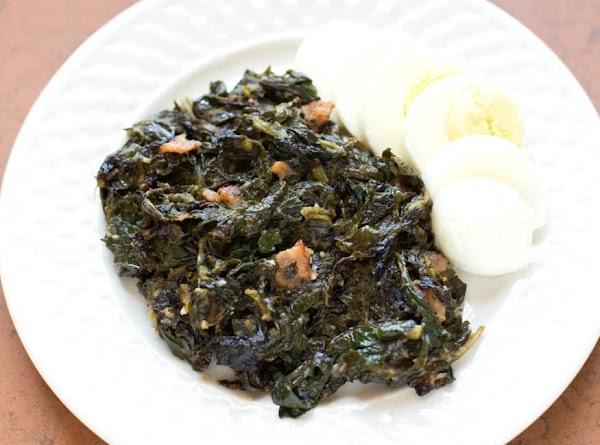 Rahmspinat/german Creamed Spinach Recipe