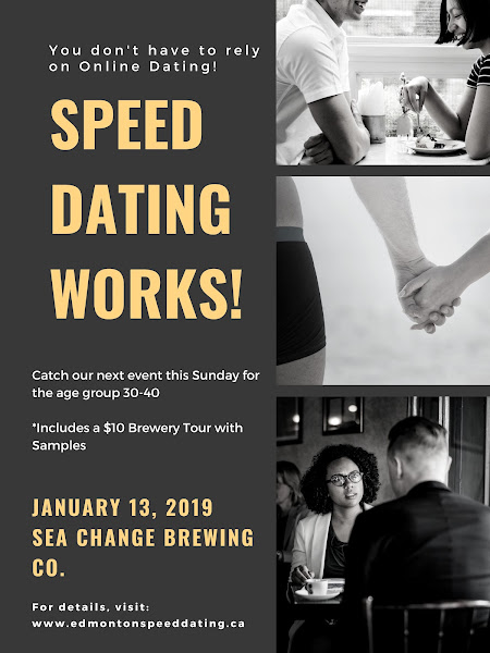 Speed Dating i Edmonton