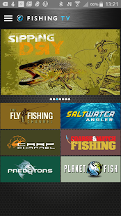 Fishing TV- screenshot thumbnail
