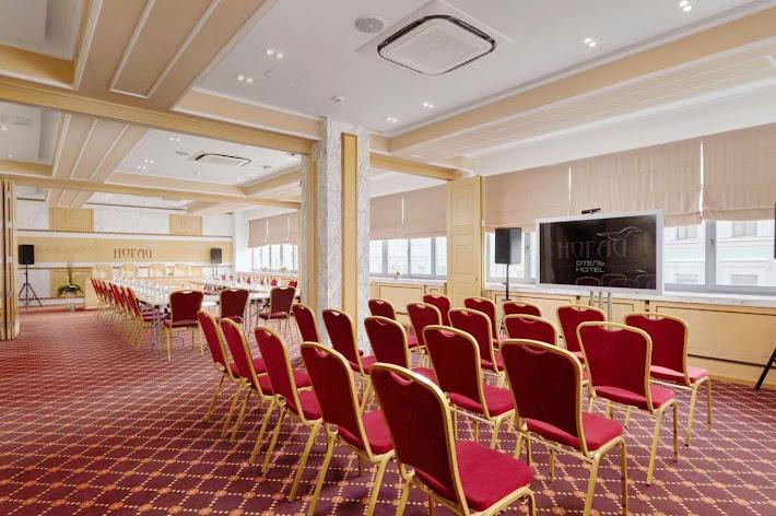 Фото №3 зала Конференц-зал «Ногай»