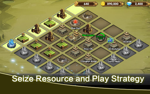 Three Kingdoms: Global War 1.2.8 screenshots 15