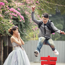 Wedding photographer Chen Dabo (dabo). Photo of 23.01.2015