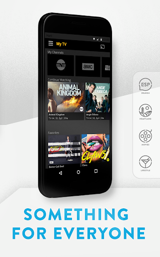 Sling TV: Get Live TV Streaming for $25/mo 6.3.891 screenshots 2