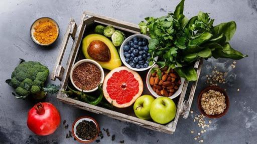 tinh bột và thực phẩm chế biến