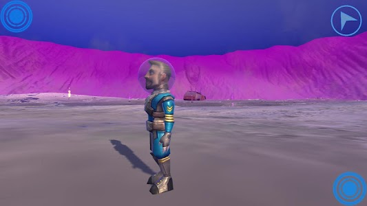 FootMoon SpaceMan screenshot 0