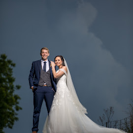 by Nici Pelser - Wedding Bride & Groom ( wedding photography, wedding, bride and groom, bride, groom )
