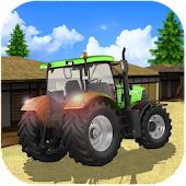 Farm Tractor 3D Simulation 🚜