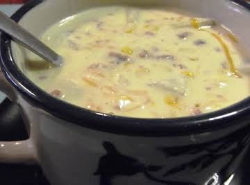 Creamy Loaded Potato Chowder