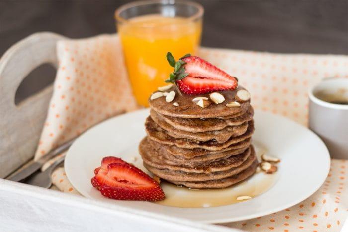 Farali Pancakes