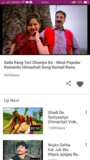 himachali songs : pahari songs ? screenshot 3