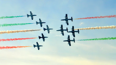 Photo: Frecce Tricolori