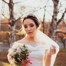 Wedding photographer Svetlana Efimovykh (bete2000). Photo of 08.11.2018